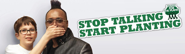 Plant for the Planet - Stop talking, start planting