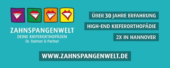 Zahnspangenwelt - Deine Kieferorthopäden zweimal in Hannover